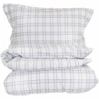 3bfb6fdd HOME COUNTRY - TRADITIONAL COTTON CLUB COLLECTION - TETTVEVD GARNFARGET  FLANELL - HARVEST - HVIT